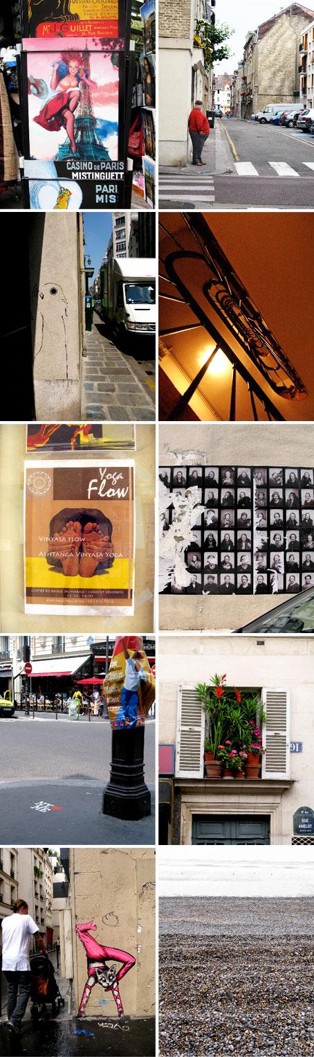 Paris Blog Juillet09