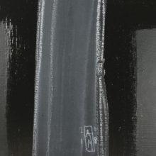 Arylics, pencil and molding paste on masonite. Shiny and matt coated. 50x050cm.