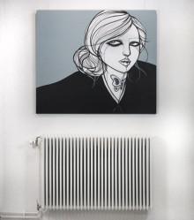 Original Painting. 160 cm x 135 cm. Acrylic on canvas. 2013.